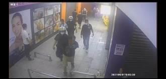 惡徒侵門踏戶「拚輸贏」 反遭屋主鎖屋內逮捕