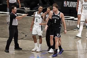 NBA》字母大哥遭葛瑞芬「跨下之辱」 美媒直批太不尊重