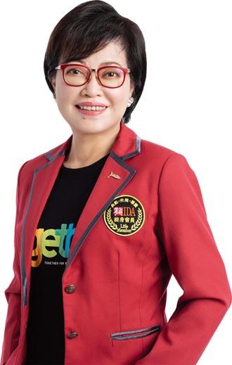 磊山保經董事長李佳蓉 謙遜保險天后長伴公益左右