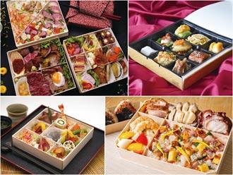 飯店高檔日式餐盒 居家新選擇