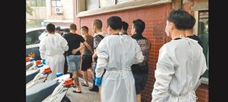 群聚暴力討債 警逮8越籍移工