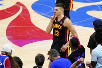 NBA》有夠尷尬的!波達諾維奇慶功手勢變挖鼻孔