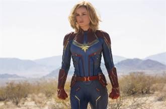 最強女子驚奇隊長大解放 穿黑比基尼亮點竟然不是胸