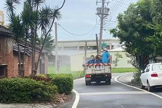 彰化縣增8確診 醫院群聚追蹤3病患染疫 出院後傳給家人