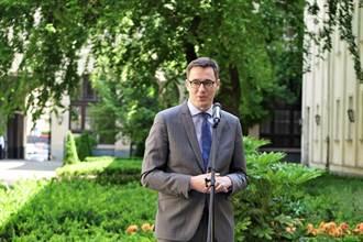 年輕帥氣布達佩斯市長反對建復旦大學分校 北京強烈抗議