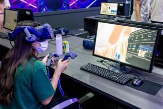 中台科大VR未來教室  打造虛擬線上共學