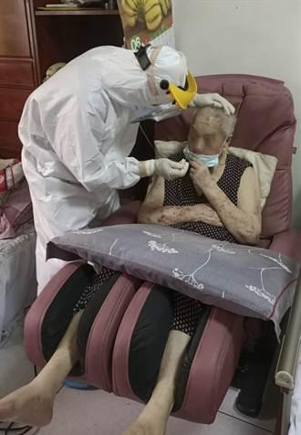 民間醫師志願軍入列 到宅快篩打疫苗不落人後
