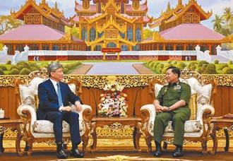 緬甸軍政府釋善意 願與中國保持溝通
