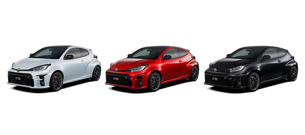 """與人一同進化的車 Toyota與 KINTO 合作推出 GR Yaris """"Morizo Selection"""""""