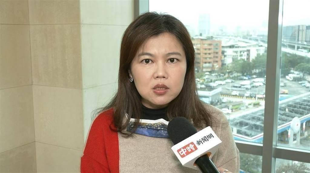 國民黨台北市議員游淑慧。(圖/本報資料照)
