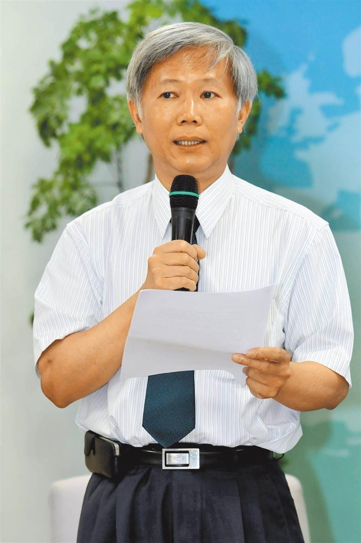 中研院士陳培哲。(資料照片)