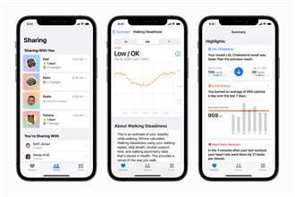 WWDC21》iOS 15新增步行穩定性與趨勢觀察 兼顧你與家人的健康