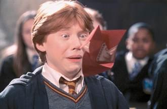 《哈利波特》榮恩原本會死 原作者吐露背後原因好邪惡