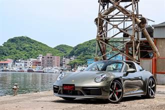 無拘無束的享受經典情懷,2021 Porsche 911 Targa 4S