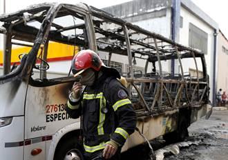 巴西瑪瑙斯連日遭暴力攻擊  31嫌犯落網