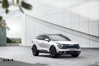 放大車格、顛覆過往設計,KIA 第五代 Sportage NQ5 全球首度公開亮相!