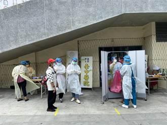 街友趴趴走 中市府攜手台中醫院篩檢81人 均為陰性