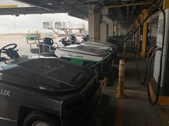 桃機拚減碳 連3年獲選亞太綠色機場