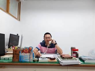 清水警分局長宣導犯罪預防 提醒慎防雪品購物APP
