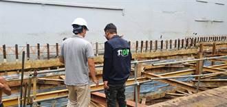 桃園南崁溪連日呈現土黃色!某集合住宅新建工程遭罰最高2000萬