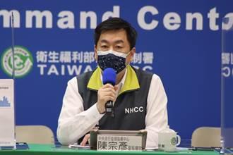 認證張榮味特權打疫苗 陳宗彥:同住家人不能打