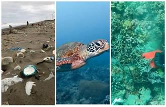 世界海洋日 愛護海洋守護地球
