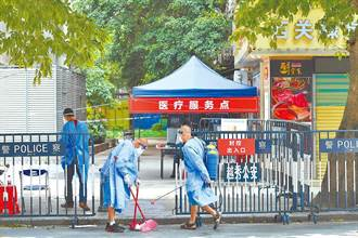 廣州疫情傳播鏈延長至120人 1男子隱瞞接觸史被刑拘