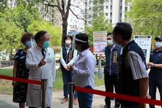 台中慈濟醫院參與首場企業自費快篩 守護勞工健康