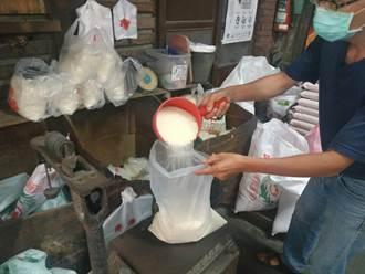 疫情衝擊餐飲店歇業 稻米加工業者生意砍半
