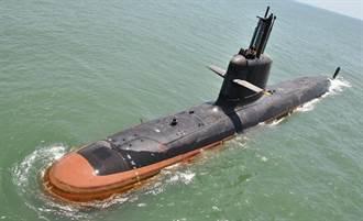 豪砸1700億 印度要國造6潛艦 尖端裝備上身