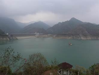 午後雷陣雨下在曾文水庫集水區 南水局預估帶來800萬噸入流量