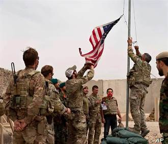 美軍前腳走 阿富汗兩處地區立即遭塔利班佔據