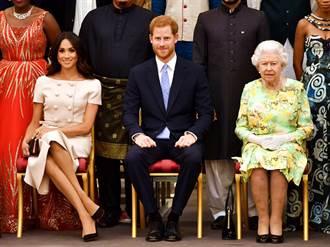 莉莉貝名字取錯了?哈利梅根致敬女王恐變一輩子詛咒
