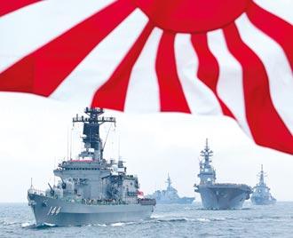 劍指中國 日擬研發艦載、空射距外飛彈