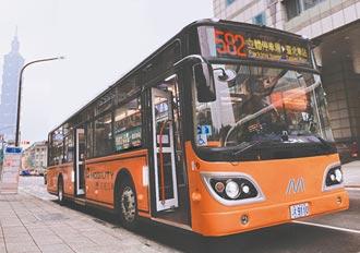 新北抗疫電動公車上路 空調可殺菌消毒