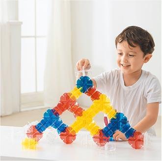好玩具培養專注力 助娃放電救爸媽