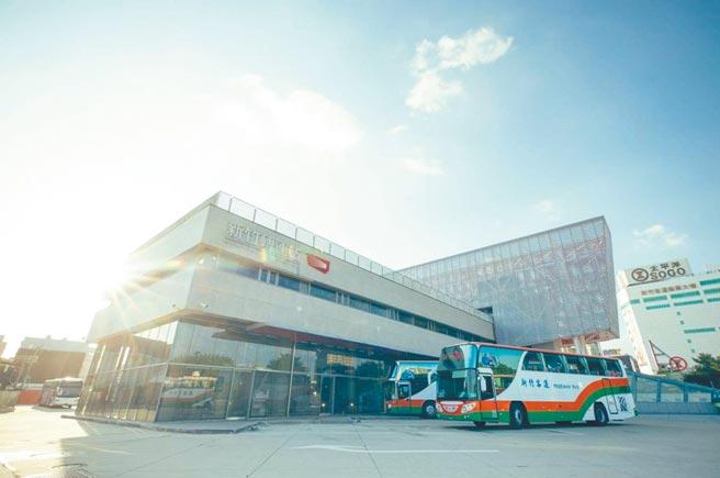 新竹市監理站表示,對端午輸運已做好準備,民眾上車需實聯制,且體溫超標不得上車。(新竹市政府提供/陳育賢新竹傳真)
