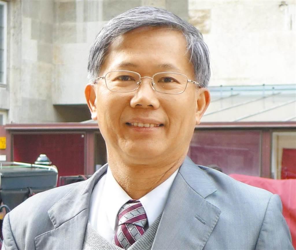 中研院院士陳培哲。(圖/報系資料照)