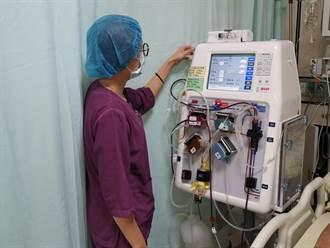 洗腎病人列優先施打疫苗 醫院指全台有9萬多人