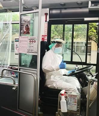 18年前開抗煞巴士 抗疫司機重返第一線