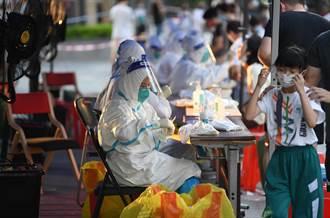廣州出現年僅4歲確診者 將再進行全面核酸檢測