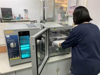 桃園市府增3台紫外線機 數千公文全消毒