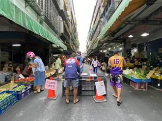 攤販集中區無自治會管控人流不易 新北市場處:陸續輔導成立