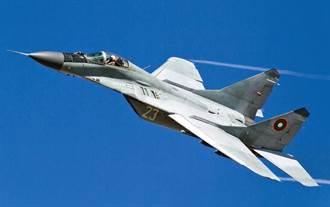 保加利亞MiG-29戰機墜毀於黑海
