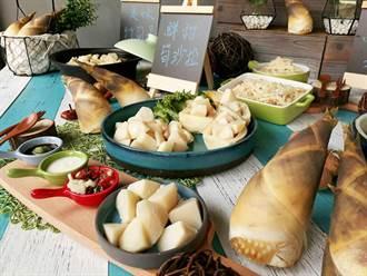 臺北綠竹筍正式登場 教您如何做出美味創意綠竹筍料理
