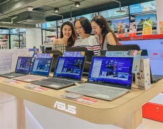 遠距教學!筆電熱賣逾10倍 全國電5月營收創次高