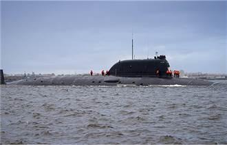 美國最擔心的俄羅斯「喀山號」飛彈潛艦入列