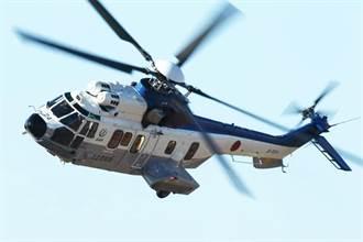 日本陸自直升機疑遭雷射光照射 幸人機均安