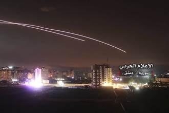 監督團體:以色列空襲敘利亞 釀8死多傷