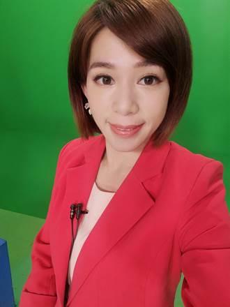 美女主播林彥汝染疫17天「可以回家了」 曝回工作崗位時間
